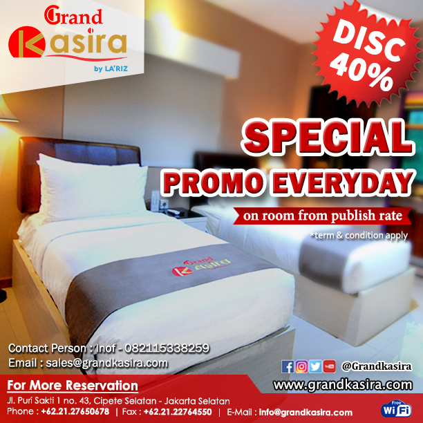 Everyday Promo Grand Kasira