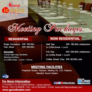 Meeting Promo