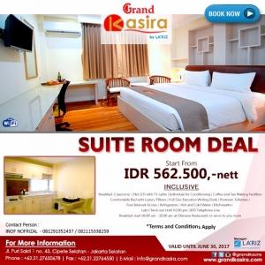 Suite Room Promo